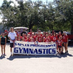 Naples progressive gymnastics
